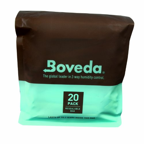 Boveda 72 Percent Rh 20 Pack Humidifier Dehumidifier Large