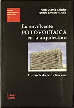 La envolvente fotovoltaica en la arquitectura/ The