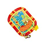 Bright Starts Bs Prop & Play Mat - Safari Adventures From Debenhams