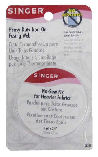 Singer Heavy Duty Iron-On Fusing Web (Singer Hem Tape compare prices)