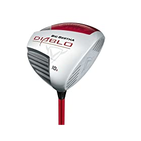 Callaway Big Bertha Diablo Driver (Neutral)