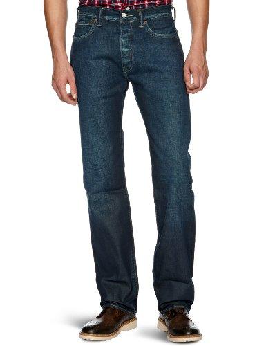 Levi's Original Fit-1501 Straight Men's Jeans Night Hound W32INxL30IN