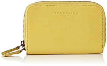 Liebeskind Berlin Sophia Vintage Wallet,Yellow,One Size