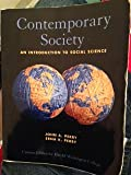 img - for Contemporary Society: An Introduction To Social Science book / textbook / text book