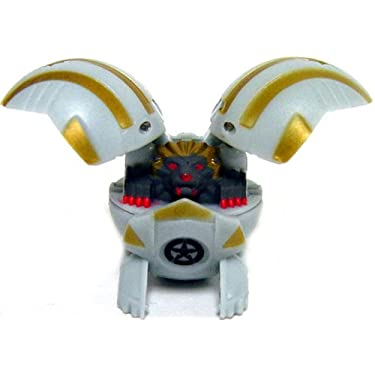 Bakugan Battle Brawlers Game Single Loose Figure Luminoz Griffon Grey