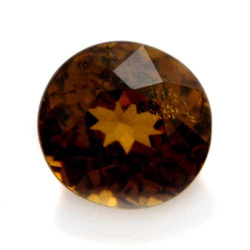 Natural Africa Brown Mali Garnet Loose Gemstone Oval Cut 5*6mm 1.05cts