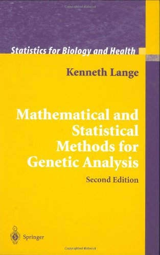 Mathematical and Statistical Methods for Genetic Analysis...