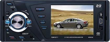 Auto DVD Radio 3,5 Zoll Display