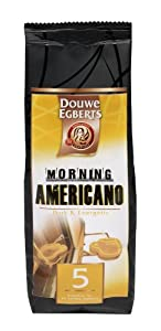Douwe Egberts Ground Coffee Morning Americano, 7-Ounce