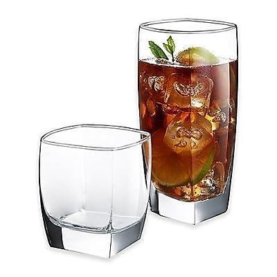 16-Piece International Sonata Drinkware Set
