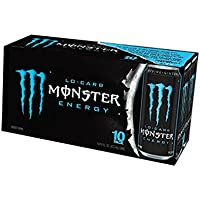 20-Pack Monster EnergyDrink , Lo-Carb (16-Ounce)