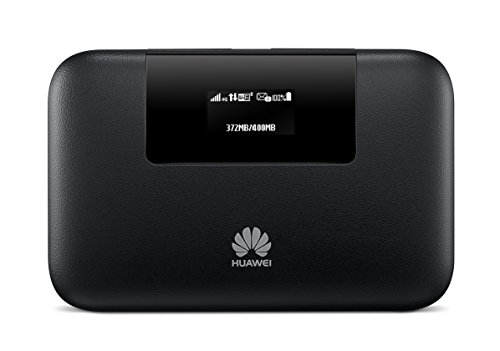 Huawei E5770s-320 150 Mbps 4G LTE Mobile WiFi Pro Hotspot - Black (51071DJEA) (Huawei Mobile compare prices)