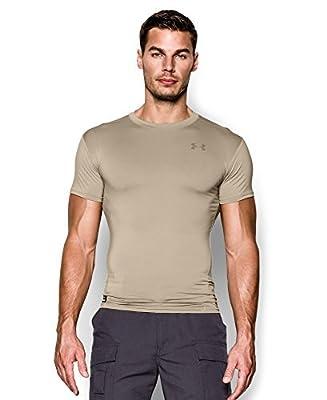Under Armour Men's HeatGear Tactical Short Sleeve T-Shirt from Under Armour