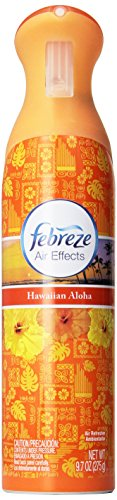 Febreze Air Effects, Hawaiian Aloha, 9.7 oz - 2 pack