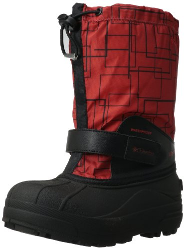 Columbia Powderbug Print 40 Degrees Waterproof Winter Boot