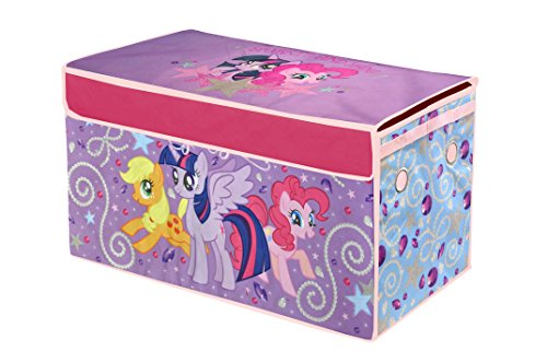 Hasbro My Little Pony Collapsible Storage Trunk (Collapsible Storage Trunks compare prices)