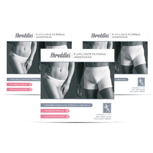 My Shreddies Hüfthohe Unterwäsche für Frauen – 3er Vorteilspack online bestellen