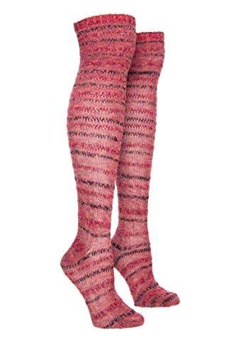 Summit Striped Knee High Sock