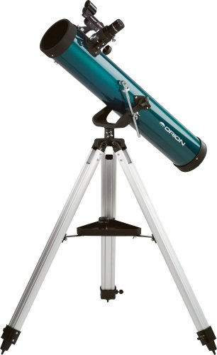 Find Bargain Orion 11043 SpaceProbe 3 Altazimuth Reflector Telescope (teal)
