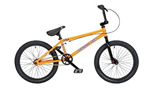 20 DK General Lee BMX Bike, Orange Black by DK