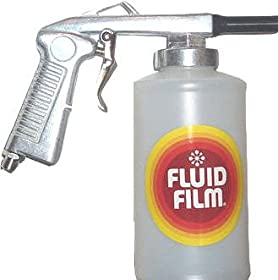 Fluid Film Undercoating Spray Applicator Gun