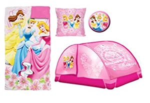 Disney Disney Princess 4 Piece Dream Set W Slumber
