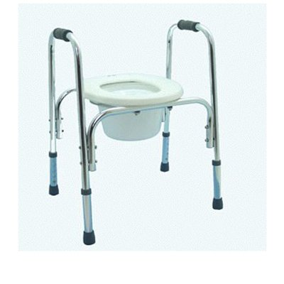 Z-TEC Toilet Assist Commode/Shower/Bath Seat