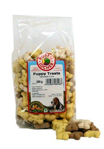 Bild: Rosenlöcher Hundekuchen Puppy Treats 200g