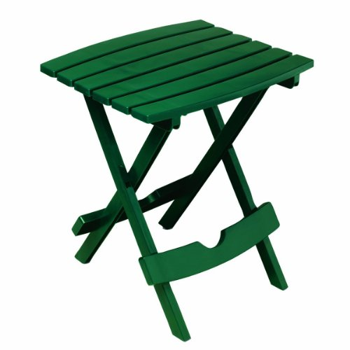 adams-manufacturing-8500-16-3700-plastic-quik-fold-side-table-hunter-green