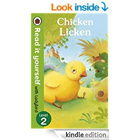 Chicken Licken - Read it yourself with Ladybird: Level 2 (Read It Yourself Level 2)