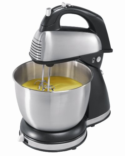 Hamilton Beach 6 Speed Classic Stand Mixer 64650