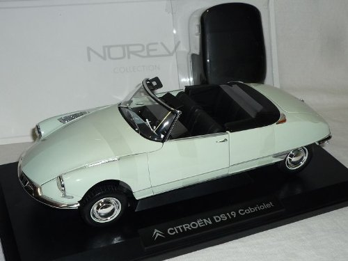 Citroen Ds19 Ds 19 Hell GrÜn Carrara