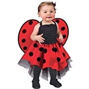 Ladybug Costume Baby