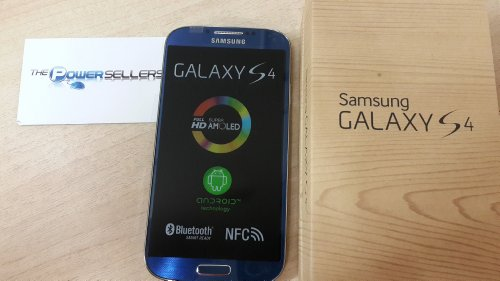 Samsung Galaxy S4 I9500 16Gb Blue WiFi Android