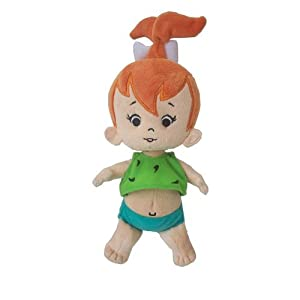 Hanna-Barbera The Flintstones Plush Toys - PEBBLES from Hanna-Barbera