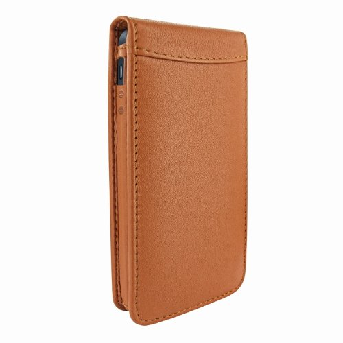 Special Sale Apple iPhone 5 / 5S Piel Frama Tan Magnetic Leather Cover