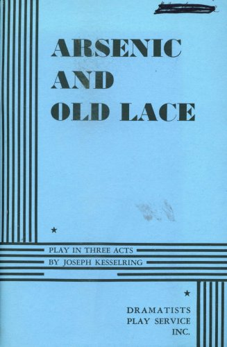Arsenic and old lace teen book review teen ink