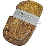 Olive Wood Carving / Serving or Presentation Board - 40cm