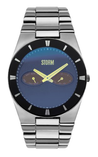 Storm Anders Blue  Men's Watch