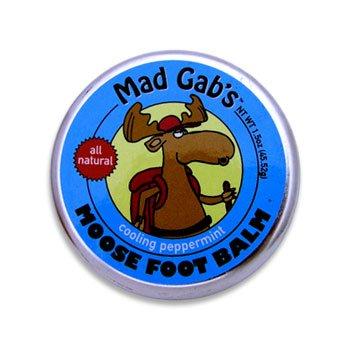 Mad Gab's MOOSE フット バーム