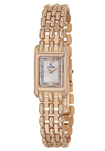 Concord Women's 311660 Veneto 18k Rose Gold Watch