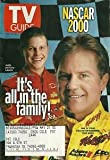 img - for TV Guide February 12-18, 2000 (1 of 4 covers) (NASCAR 2000's Justin and Terry Labonte: It's All In The Family!; Hit Comedy Will and Grace Scores With Viewers By Indulging in a Little Risque Business; Hail! Marc Anthony: The Reluctant Sex Symbol Discusses His Stunning Crossover Success, Volume 48, No. 7, Issue #2446) book / textbook / text book