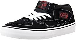 Vans Mens Half Cab Pro Canvas Sneakers B0130KR86K