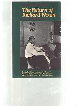 essay on richard nixon Richard nixon made many achievements during his presidency specially those pertaining to foreign ties and diplomatic relationships, as a result of which he had.