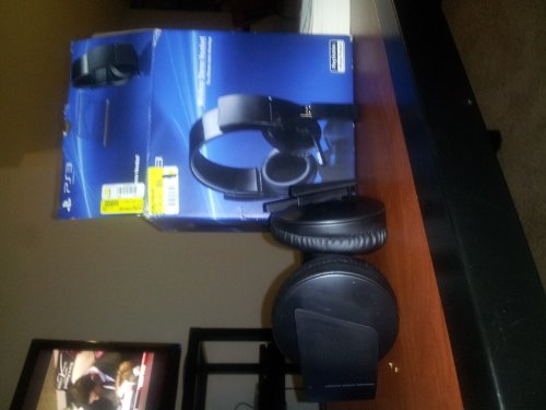 Ps3 Official Gaming Headphones