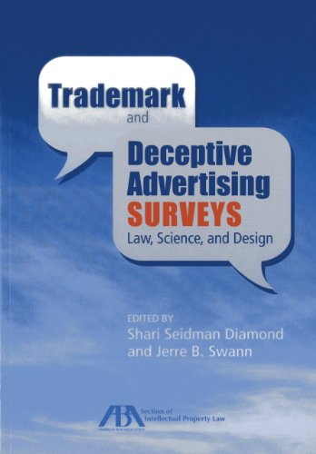 Trademark and Deceptive Advertising Surveys: Law, Science, and Design