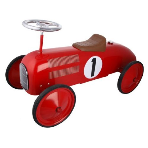Great Gizmos Classic Racer Car - Red