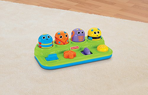 Fisher-Price Brilliant Basics Boppin Activity Bugs