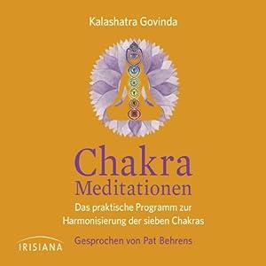 Chakra-Meditationen Hörbuch