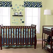 Nojo Out Of This World Baby Bedding